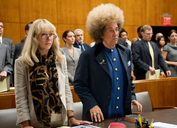 A work of fiction, apparently: Helen Mirren and Al Pacino in 'Phil Spector'