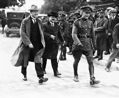 Big Fella: We learnt nothing new about Michael Collins from RTÉ's 'Great Irish Journeys' documentary