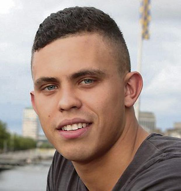 Aaron Heffernan, who features in the latest series of Love/Hate