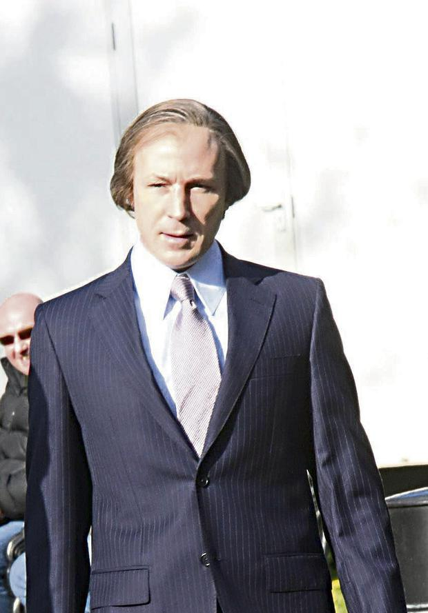 Aiden Gillen as Charles Haughey