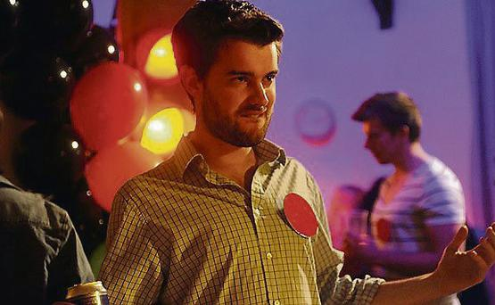 Jack the lad: Whitehall in Fresh Meat