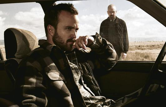 'Breaking Bad' helped make it a vintage year for drama on TV this year