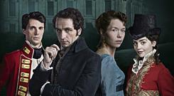 Best Christmas telly drama: There was nothing to rival BBC's 'Death Comes to Pemberly' for sheer substance