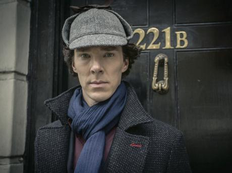 If the cap fits: Benedict Cumberbatch has made the role of Sherlock Holmes his own