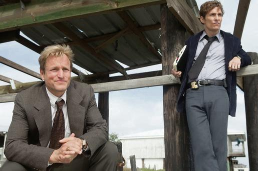 True detectives: Woody Harrelson and Matthew McConaghy