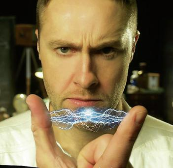 Mentalist Keith Barry