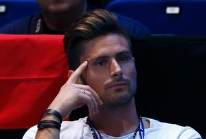 Arsenal's Olivier Giroud could be involved in tomorrow's home Premier League game against Manchester United, although the trip to West Brom on November 29 looks a more realistic target. Julian Finney/Getty Images