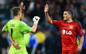 """15) Bayer Leverkusen 21  Star quality: 6 History: 7 Romance: 8  Meet the new most exciting team in Europe. Leverkusen's results this season: 6-0, 3-2, 2-0 (at Borussia Dortmund, including a goal after nine seconds), 4-0, 4-2 and 3-3. Roger Schmidt's team play like overexcited children – they just charge at you en masse, whether they've got the ball or not. """"Our aim is to play a perfect game and go to our absolute limits,"""" Schmidt says, which sounds like something Buzz Lightyear would come out with. Prepare to fall in love."""