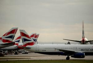 The Punt can only shudder at the rows there will be at Heathrow tomorrow when flyers want to spend miles they no longer have (Getty Images)