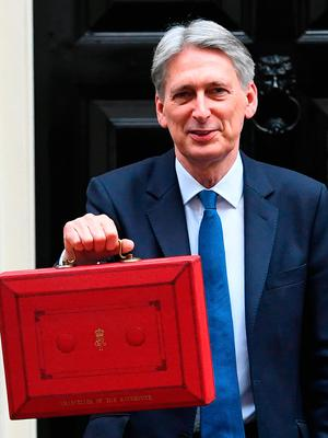 Chancellor Philip Hammond Picture: PA