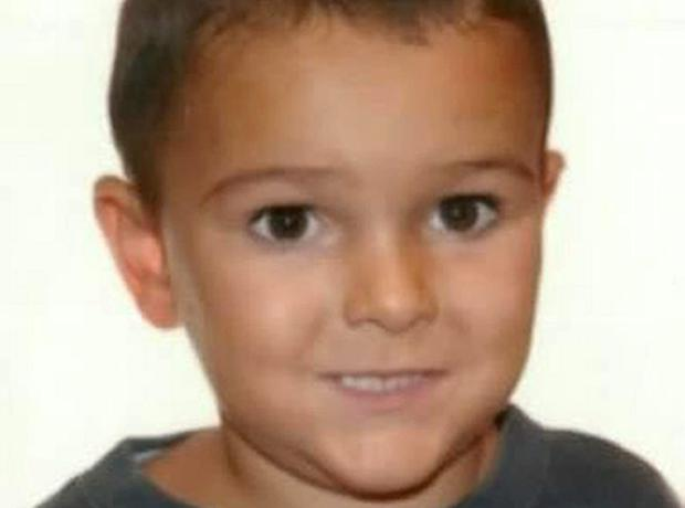 Photo issued by Hampshire Police of Ashya King, who has a brain tumour and was taken by his parents from hospital without the blessing of doctors