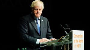 Yellowhammer: Prime minister Boris Johnson's government was forced to publish its document on the forecast effects of Brexit on everyday life in the UK. Photo: PA