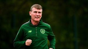 Stephen Kenny's first games as Ireland manager could be played at a neutral venue due to Covid-19 travel restrictions. Photo by Ben McShane/Sportsfile
