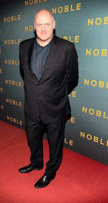 Dara O'Briain at The Irish Gala Screening of NOBLE  at the Savoy Cinema on O'Connell Street, Dublin. Pictures: Brian McEvoy