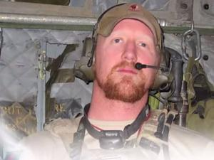 Rob O'Neil has become a public speaker since leaving the US Navy Seals