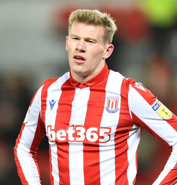 James McClean. Photo: Getty Images