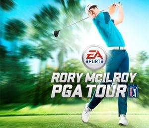 Rory McIlroy has succeeded Tiger Woods both as World No.1 and the face of golf's most popular electronic game