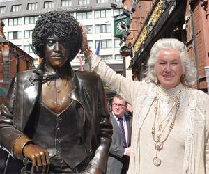 The boy is back in town – Phil Lynott's statue back in city centre
