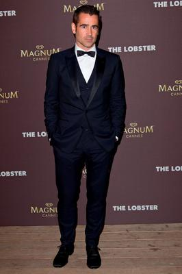 """Colin Farrell attends the after party for """"The Lobster"""" during the 68th annual Cannes Film Festival"""