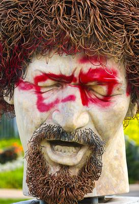 Luke Kelly's family is said to be upset by the vandalism  Picture: Gerry Mooney