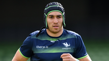 Connacht lock Ultan Dillane. Photo: Stephen McCarthy/Sportsfile