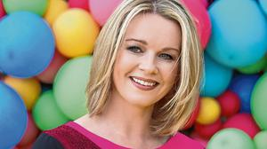 Odds on: Claire Byrne is the bookies' favourite to land the 'Today' job. Photo: Collins