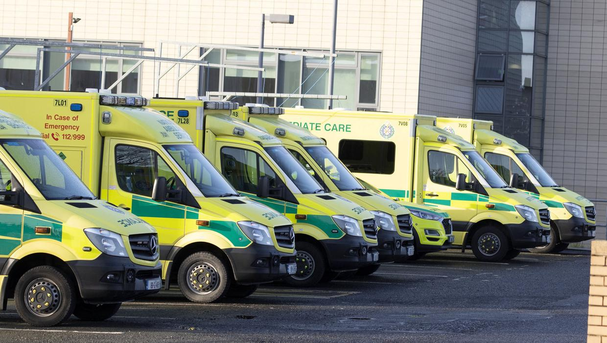 Man rushed to hospital after fall from farmshed roof