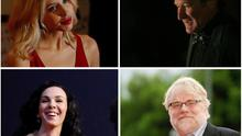 Clockwise from top left: Peaches Geldof, Robin Williams, Philip Seymour Hoffman and L'Wren Scott. The deaths of the four popular celebrities in one year by suicide or drug overdose riveted the world and raised questions about substance abuse and mental illness. Reuters/Luke MacGregor/Eric Thayer/Max Rossi/Danny Moloshok/Files