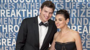 Ashton Kutcher and Mila Kunis starred in That '70s Show (Peter Barreras/Invision/AP)