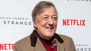 Stephen Fry was not fond of 'the scene' when he first arrived in London (PA)