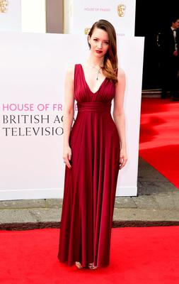 Talulah Riley arrives for the House of Fraser British Academy of Television Awards at the Theatre Royal, Drury Lane in London. PRESS ASSOCIATION Photo. Picture date: Sunday May 10, 2015. See PA story SHOWBIZ Bafta. Photo credit should read: Ian West/PA Wire