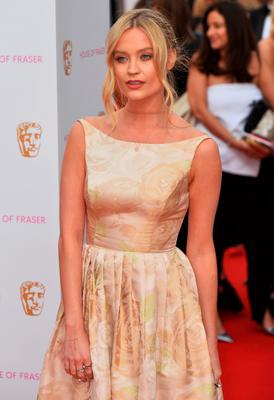 Laura Whitmore arrives for the House of Fraser British Academy of Television Awards at the Theatre Royal, Drury Lane in London. PRESS ASSOCIATION Photo. Picture date: Sunday May 10, 2015. See PA story SHOWBIZ Bafta. Photo credit should read: Hannah McKay/PA Wire
