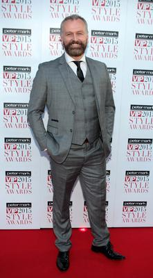 Daithi O Se on the Red Carpet at The Peter Mark VIP Style Awards 2015 at The Marker Hotel,Dublin. Pictures Brian McEvoy