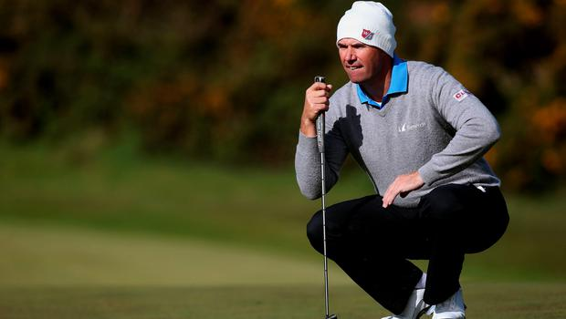 Padraig Harrington needs a win this weekend to qualify for the US Open