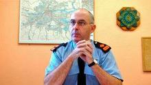 Garda Chief Superintendent Tom Myers