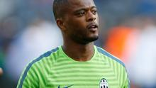 Patrice Evra will play in his fifth Champions League final when he lines up for Juventus against Barcelona in Berlin