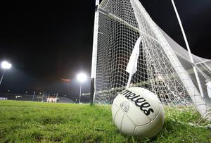 Fermanagh kept their semi-final hopes alive with a six-point victory over St Mary's College at Brewster Park. Stock Photo