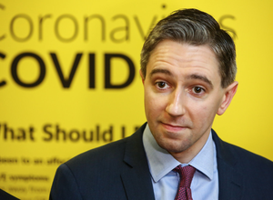 No hoax: Simon Harris's Department of Health claimed the letter about the band practice was a 'fake'. Picture: Gerry Mooney