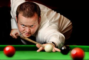Shaun Murphy is out of the Crucible