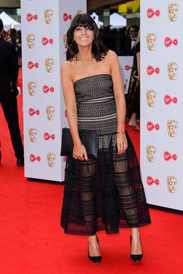Claudia Winkleman attends the Virgin TV BAFTA Television Awards at The Royal Festival Hall on May 14, 2017 in London, England. (Photo by Joe Maher/Getty Images)