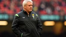 Wales head coach Warren Gatland before the RBS 6 Nations match at the Millennium Stadium