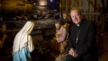 Christmas message: Archbishop of Armagh Eamon Martin hopes for a return of Stormont. Photo: Mark Marlow/The Irish News