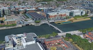 Dublin City Council claims the Sea Pool project will held to create a new visitor destination in the Docklands