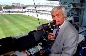 File photo dated 21-05-2004 of Channel 4 cricket presenter Richie Benaud. PRESS ASSOCIATION Photo. Issue date: Friday April 10, 2014. Former Australia captain and broadcaster Richie Benaud has died at the age of 84, long-time employer Channel 9 has announced. See PA story CRICKET Benaud. Photo credit should read Sean Dempsey/PA Wire.