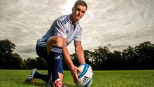 Johnny Sexton will return to Leinster next season. Pat Murphy / SPORTSFILE
