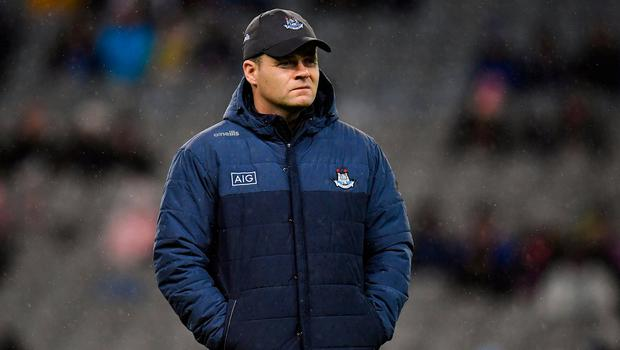 Dublin boss Dessie Farrell will be pleased with the way the players have responded to his initial urgings. Photo: Seb Daly/Sportsfile