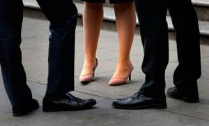 The UK report into the gender gap across different ethnic groups found that Irish women in Britain were the only group to earn more than men. Photo: PA