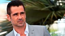 "Irish actor Colin Farrell poses during a photocall for the film ""The Lobster"" at the 68th Cannes Film Festival"