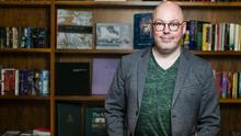 Dispute: John Boyne's bestselling novel 'The Boy in the Striped Pyjamas' has been criticised by The Auschwitz Museum in Poland