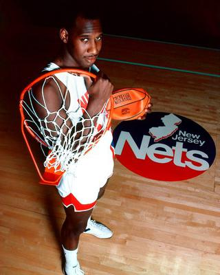 Court legend: Darryl Dawkins rocked the NBA league for 14 seasons, where he thrilled fans with his slam dunk antics